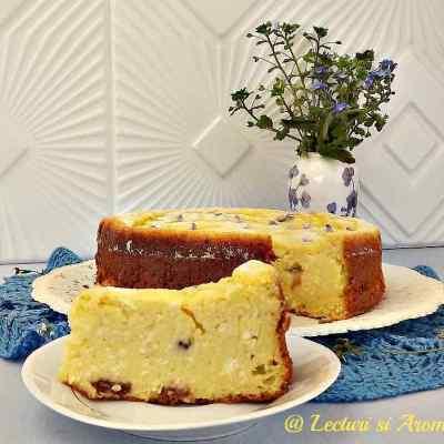 Pasca fara aluat (Cheesecake)