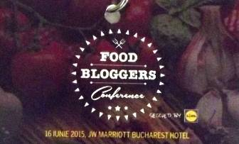 "Impresii ""la cald"" despre Food Bloggers Conference 2015"
