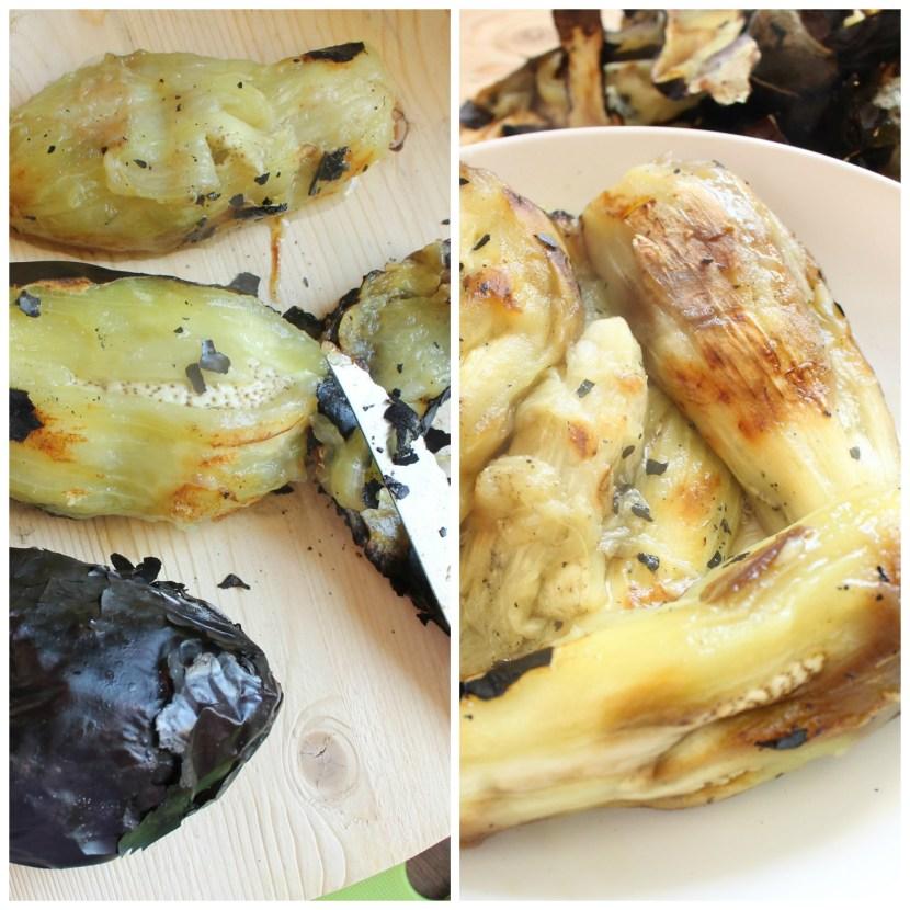 Zaalouk, confit d'aubergine à la marocaine le cul de poule