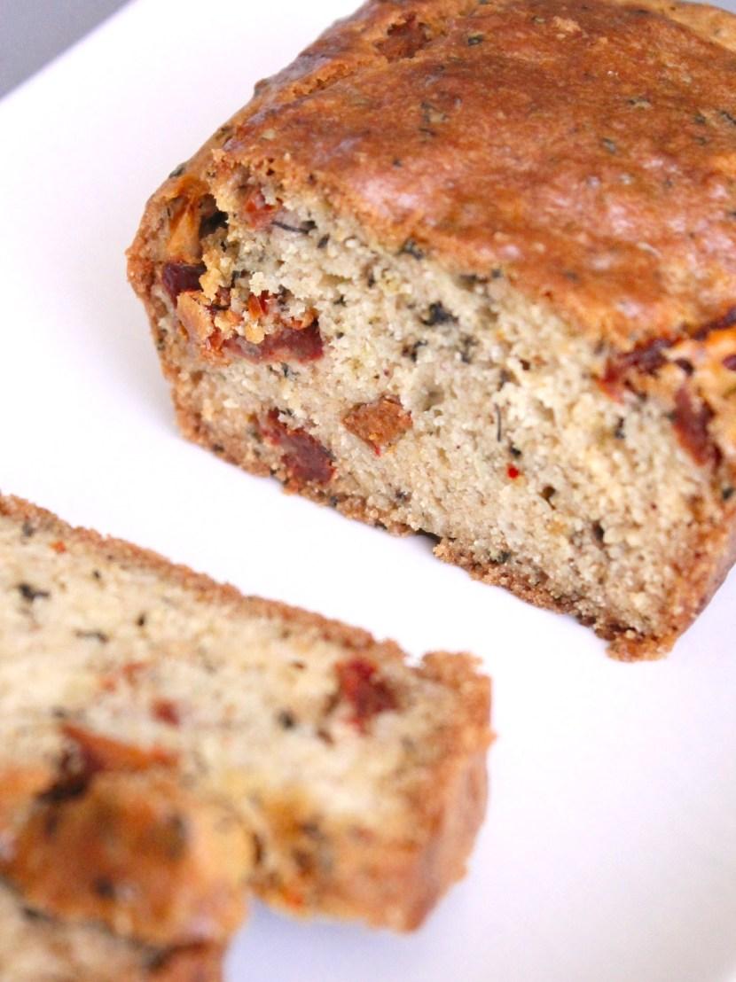 cake salé vegan