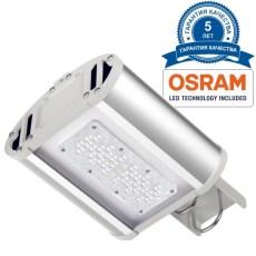 Уличный светодиодный светильник A-STREET-25D5K Flagman 25 Вт купить в Томске