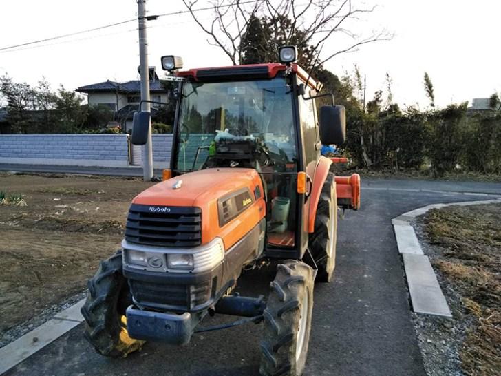トラクター作業灯・前方照射用