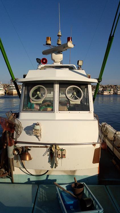 漁船・led作業灯活用事例