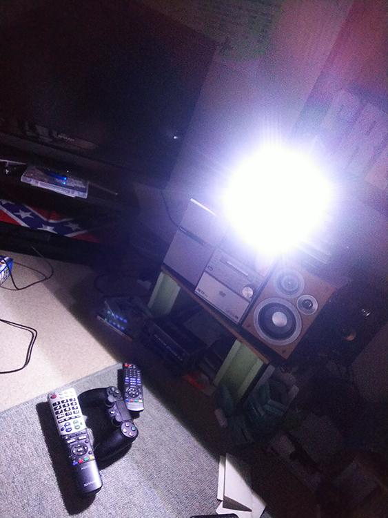 センサー式ライト・停電時活用方法