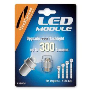 Taschenlampe Upgraden