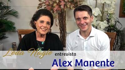 """COM A PALAVRA O """"DEPUTADO DA SEGUNDA INSTÂNCIA """": ALEX MANENTE :  LEDA NAGLE"""