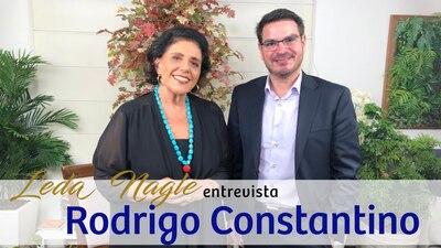 TRUMP , BOLSONARO E REGINA DUARTE . COM A PALAVRA, RODRIGO CONSTANTINO| LEDA NAGLE