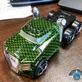 sơn carbon mô hình đồ chơi