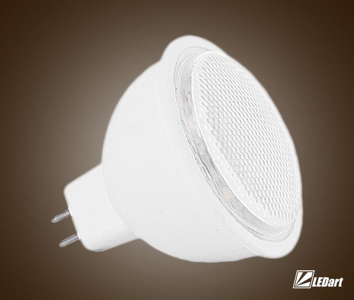 Źródło światła LED do oprawy halogenowe Żarówka MR16 LEDart