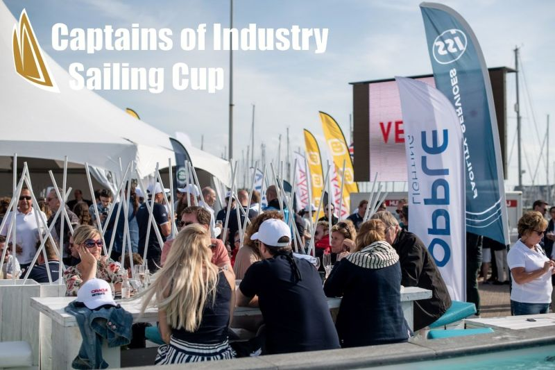 LEDat The Captains of Industry Sailing Cup 2021