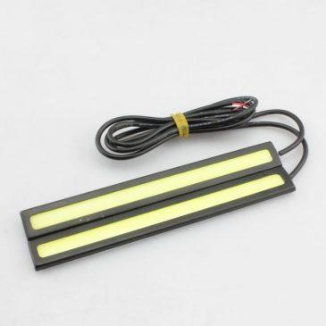 Lumini de zi auto DRL COB 140 mm