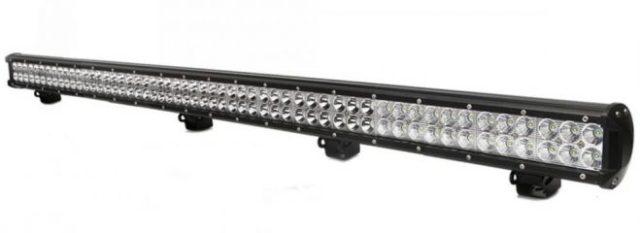 Bara proiectoare LED Auto Offroad 324W/12V-24V, 27540 Lumeni cu Leduri CREE XBD