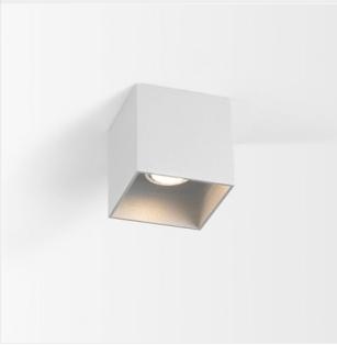 Wever & Ducre BOX CEILING 1.0 PAR16 W MAX 50W GU10 220-240VAC white 146120W0