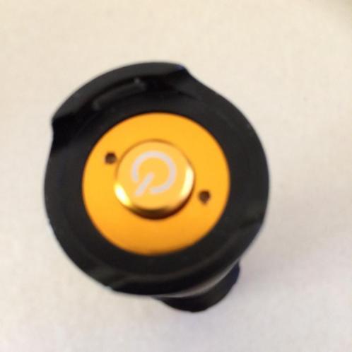 R105T Handduiklamp drukschakelaar