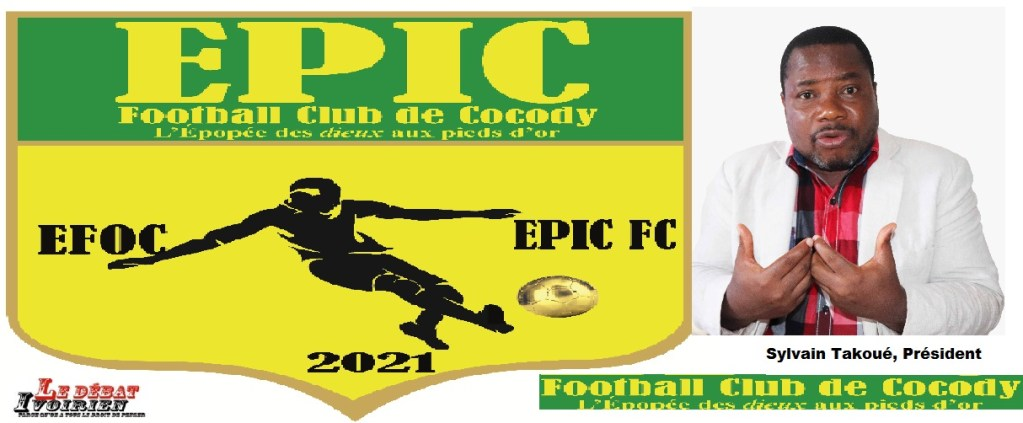 l'Epic Football Club de Cocody LEDEBATIVOIRIEN.NET