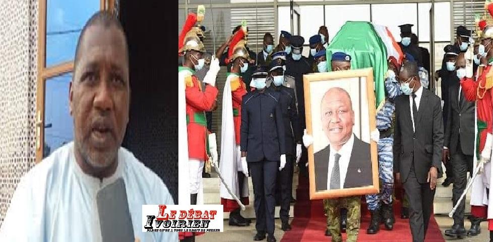 Côte d'Ivoire-Sidiki Konaté-pourra-t-il un jour faire comme le Premier ministre: «Hamed Bakayoko savait respecter ses amitiés» LEDEBATIVOIRIEN.NET