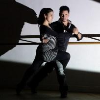 Oscar Beltran & Victoria Laverde Tango by Dmitry Ledentsov
