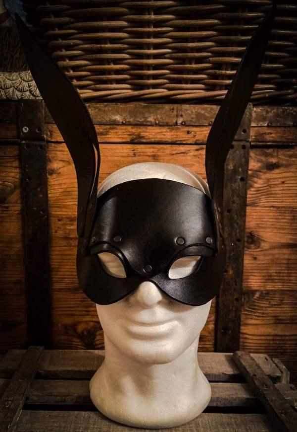 Maske Hasenmaske