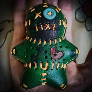 Zombie Voodoo Nadelkissen