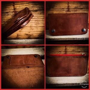 Middle Wallet, Biker Wallet