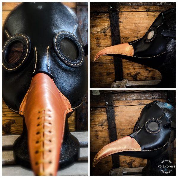Pestmaske Einzelstück Karneval Halloween Mittelalter