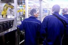 "Erfahrungsaustausch ""Industrie im Wandel"" – Ledergerber & Partner, taktwerk, mendelean"
