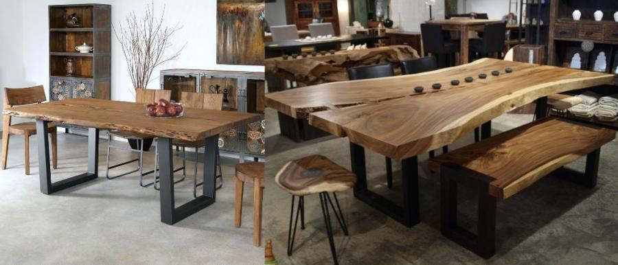 meubles mobilier en fer forge design