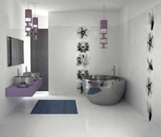 Salle De Bains Design Pas Cher Baignoire Douche Carrelage Pas Cher Design Pour Salle De Bains