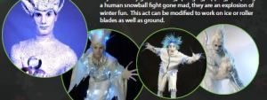 Adominable Snow Tumbers