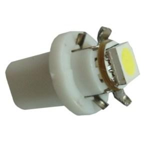 B8.5 műszerfal világítás, 1 led