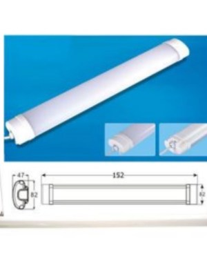 Led Tri-proof lámpa 150 cm