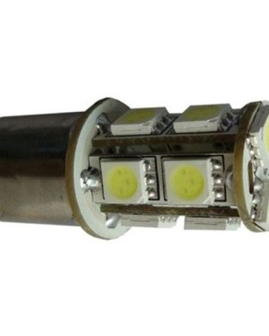 Autós led BA15S tolató, index, világítás, 13 led