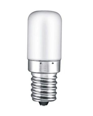 Led mini gyertya, 2W, 170 lumen, hűtőbe, mikroba, páraelszívóba, mini csillárokba!
