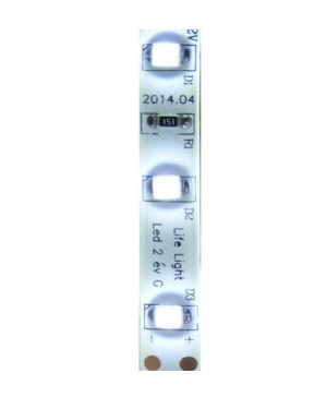 Led szalag 2835 chip 60 led:m hideg fehér dupla fényerő
