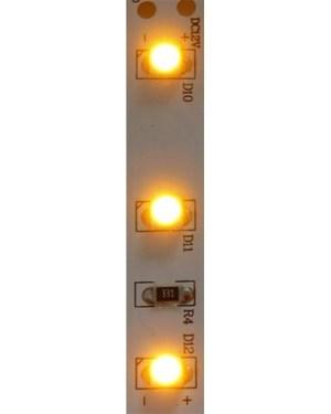 Led szalag 60 ledm, 3528 chip, sárga, extra fényerő