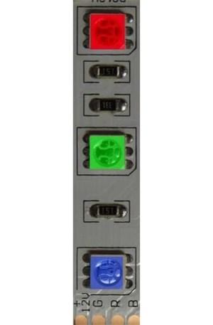Led szalag 60 ledm, RGB 5050 chip, 200-720 Lumen, RGB