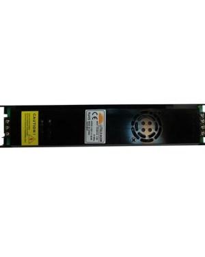 Led tápegység 250W DC, 20,8A, fémház, új keskeny kivitel, 3 év garancia.