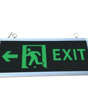 Led exit lámpa bal -ra