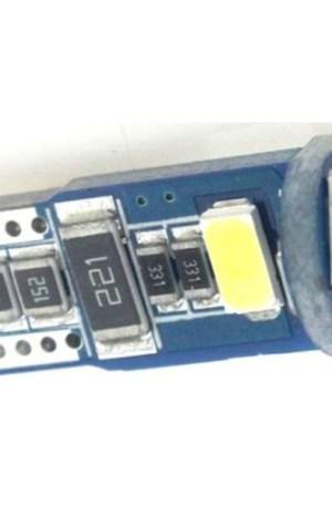 t10 canbus helyzetjelző, index 5led 15w samsung chip