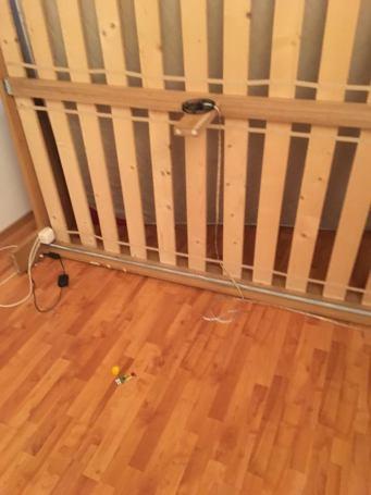 szerelés-450x600 Led hangulatvilágítás a hálószobába. (megvalósítási példa) ötletek Tippek