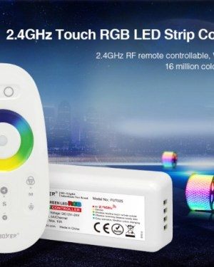 Milight RGB Touch távirányító+vezérlő (FUT025)