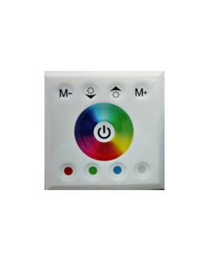 Fali-RGB-és-RGBW-TOUCH-LED-szalag-vezérlő Ledfenyek.eu