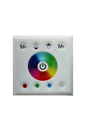 Fali RGB és RGBW TaOUCH LED szalag vezérlő