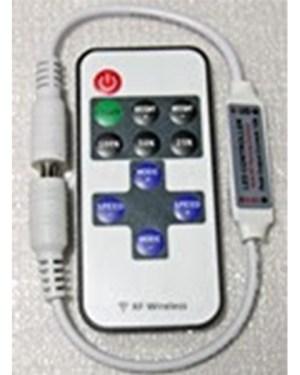 Rádió frekvenciás 11 gombos Dimmer LED szalag vezérlő (1)