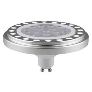 Led AR111, áru megvilágító lámpa, 230V 18W, 1440 Lumen, 30°, 4000K közép fehér.