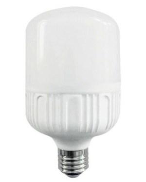 Led körte égő 18W, 2000 lumen, 200W izzó helyett. E27, 80 mm fejátmérő, 4000K, közép fehér, nem vibrál a fénye!