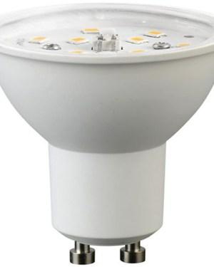 Led-GU10-spot-ego-7W-680-lumen-70W-izzo-helyett-4200K-kozep-feher-120°-nem-vibral-a-fenye-Atlatszo-bura Ledfenyek.eu