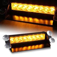 Szélvédő LED villogó