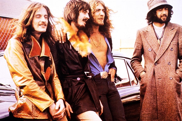 Led Zeppelin is one of the most successful rock bands and best-selling artists in the world