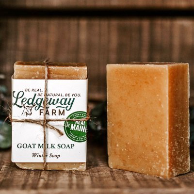Winter Soap Goat Milk Soap